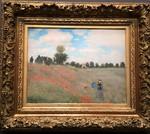 Gelincikler, Claude Monet