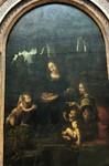 rehber ile Louvre müzesi